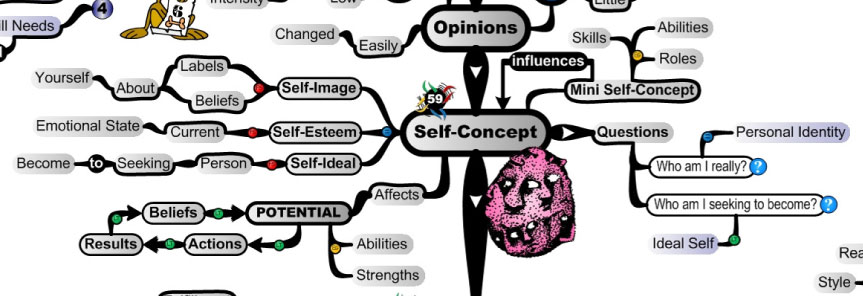 self concept and self schema Despite the fact that the notion of self-concept and self-schema have a lot in  common, there are also differences between theme self-schema is used to.